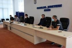 Evoluția COVID-19 la nivelul județului Arad și măsurile care au fost luate pentru gestionarea pandemiei