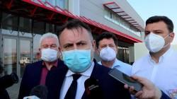 """Ministrul Sănătăţii, Nelu Tătaru: """"este mult mai bine ca acum trei săptămâni"""""""