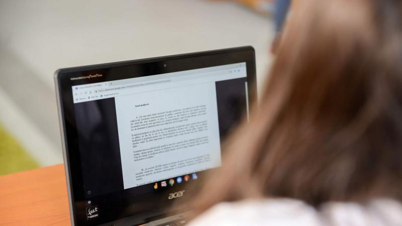 De 1 Mai, elevii nu vor face activități online