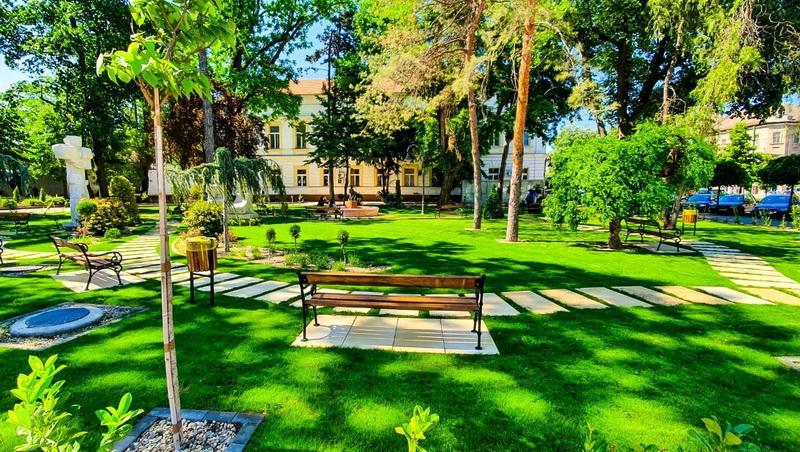 Parcul Bujor Buda – un model despre cum putem să facem Aradul mai frumos!
