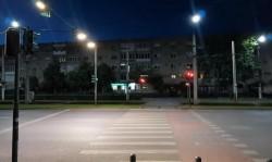 Treceri de pietoni iluminate suplimentar în municipiul Arad