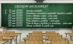 A fost aprobat calendarul de organizare a examenului de Bacalaureat