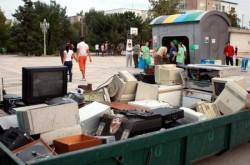 Acțiune specială de colectare a deșeurilor electrice de Ziua Mediului