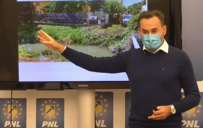 PNL Arad , proiecte de milioane de euro pentru Arad discutate cu premierul Orban