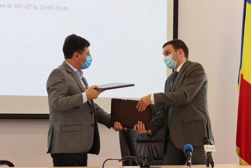 În sfârşit! Încep lucrările pe Arad-Şiria! Finanţarea lucrării este din bani europeni şi vor dura doi ani