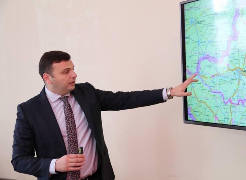 Începe modernizarea drumului, restricții de circulație pe Arad-Șiria-Pâncota!