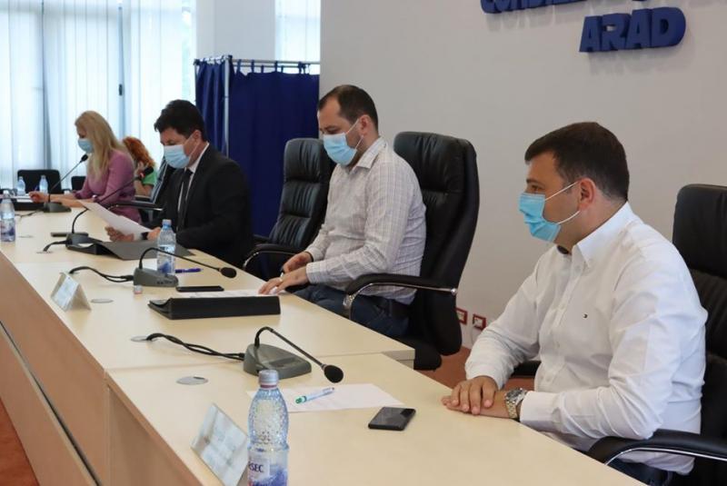 Consiliul Județean Arad modernizează drumul Bârsa-Sebiș-Moneasa-limită județ Bihor