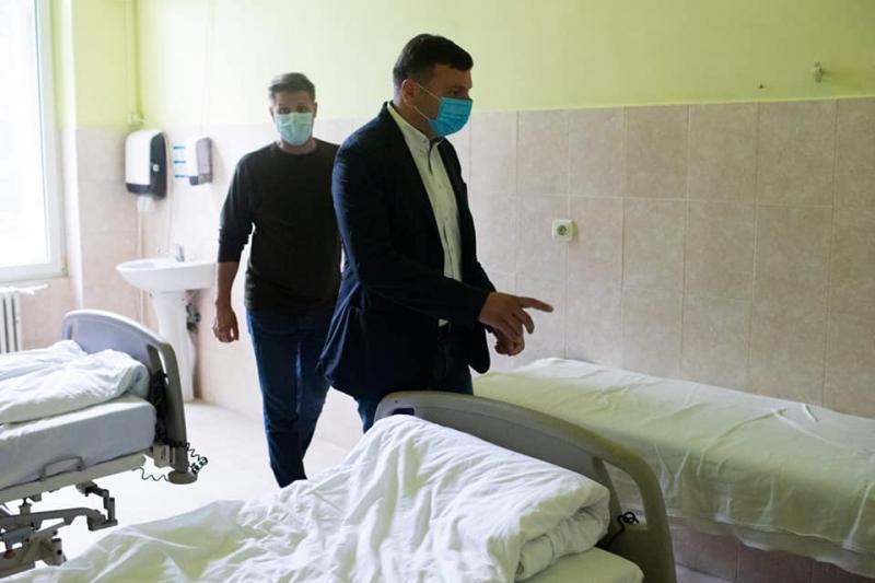 """Sergiu Bîlcea: """"Am depus un proiect împreună cu Primăria Arad pentru suma de 2,8 milioane de euro, pentru echipamente medicale"""""""