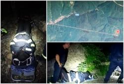 Acțiune de salvare a unui grup de 15 persoane în zona Moneasa