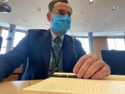Gheorghe Falcă a solicitat eliminarea celor mai restrictive prevederi ale Pachetului Mobilitate 1 al U.E.