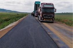 Verificarea prin sondaj a calității lucrărilor pe drumurile județene din Arad