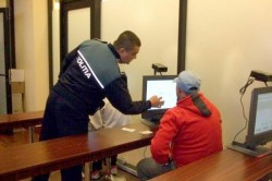 Se reia examinarea la proba teoretică pentru obținerea permisului de conducere