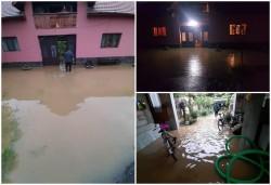 12 localități afectate în județul Arad în urma fenomenelor meteorologice de joi