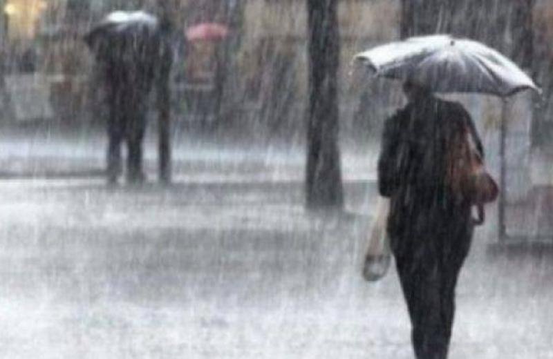 Aradul din nou sub avertizare de Cod galben de ploi torențiale