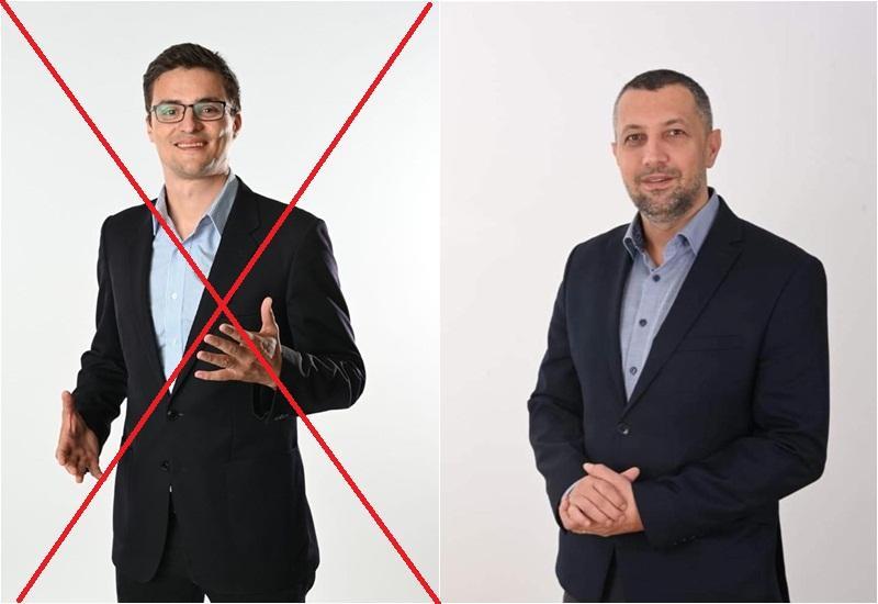 Candidatul USR la Primăria Arad stă prost în sondaje, aşa că va fi înlocuit cu Adrian Wiener