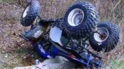 Pompierii în ALERTĂ! doua persoane rătăcite în pădure în zona Covăsânț/Ghioroc după ce s-au răsturnat cu un ATV