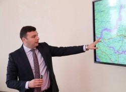 """Sergiu Bîlcea: ,,Primul strat de asfalt până la Rănușa, pe Bârsa-Sebiș-Moneasa"""""""