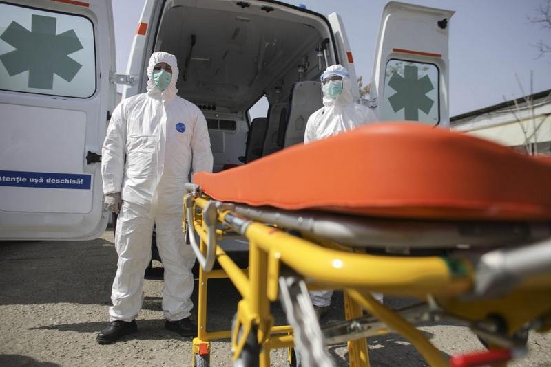 8388 cazuri noi de infectare cu noul coronavirus în ultimele 7 zile în România, mai mult decât în primele 2 luni de pandemie