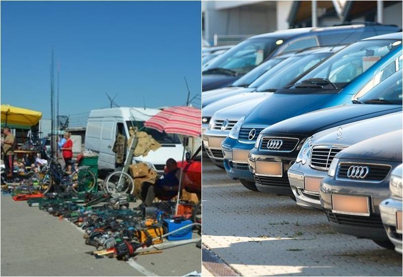 Se închide piaţa de maşini şi Oborul de joi 6 august în municipiul Arad