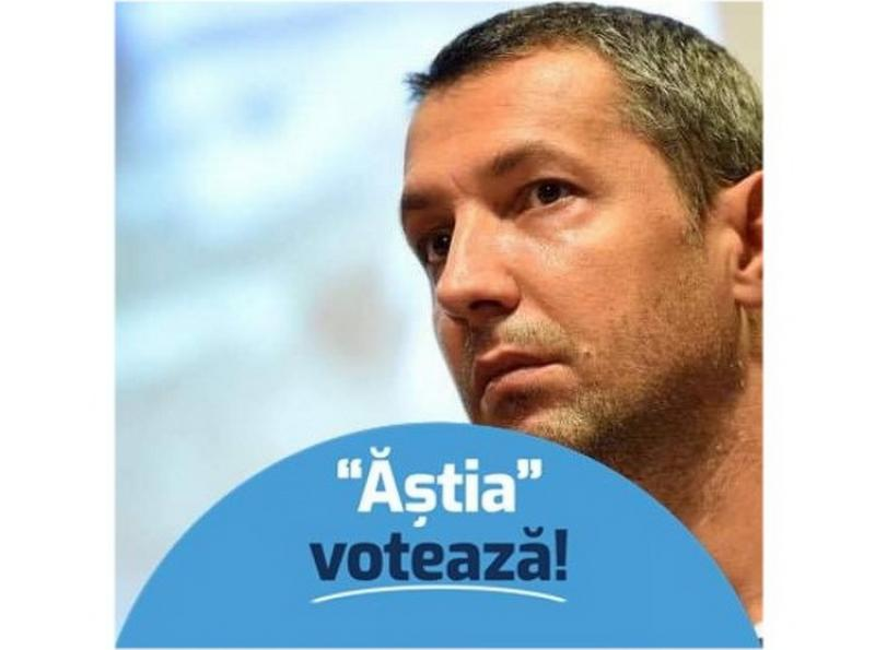 Candidatul USR la primăria Arad, Adrian Wiener, este de acord cu exterminarea celor care se împotrivesc vaccinării