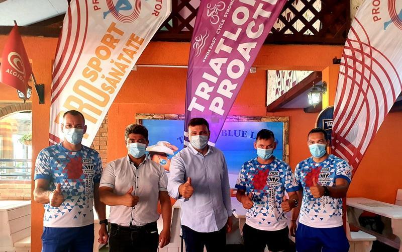 Premieră pentru Arad: campionat național de triatlon la Ghioroc!