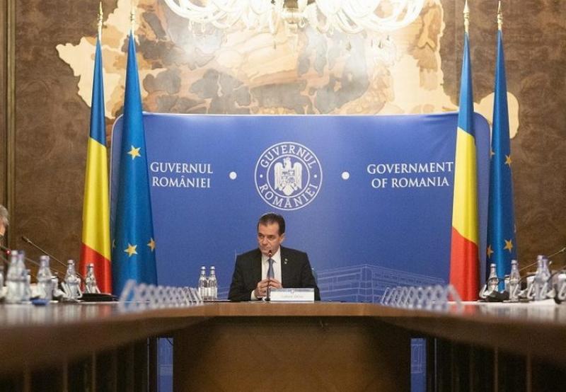 Începe circul ! PSD depune azi, moţiunea de cenzură împotriva Guvernului Orban