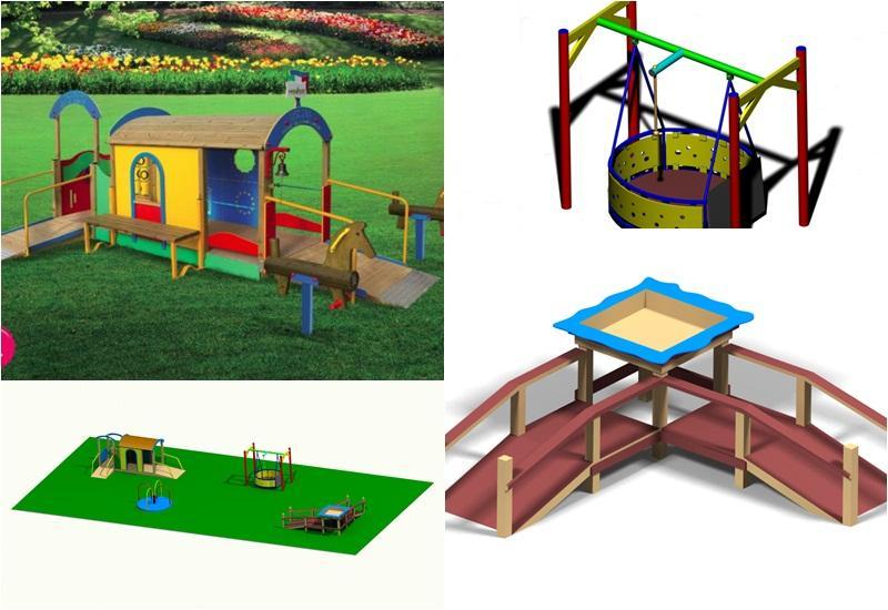 Patru locuri de joacă pentru copiii cu dizabilități vor fi amenajate în municipiul Arad
