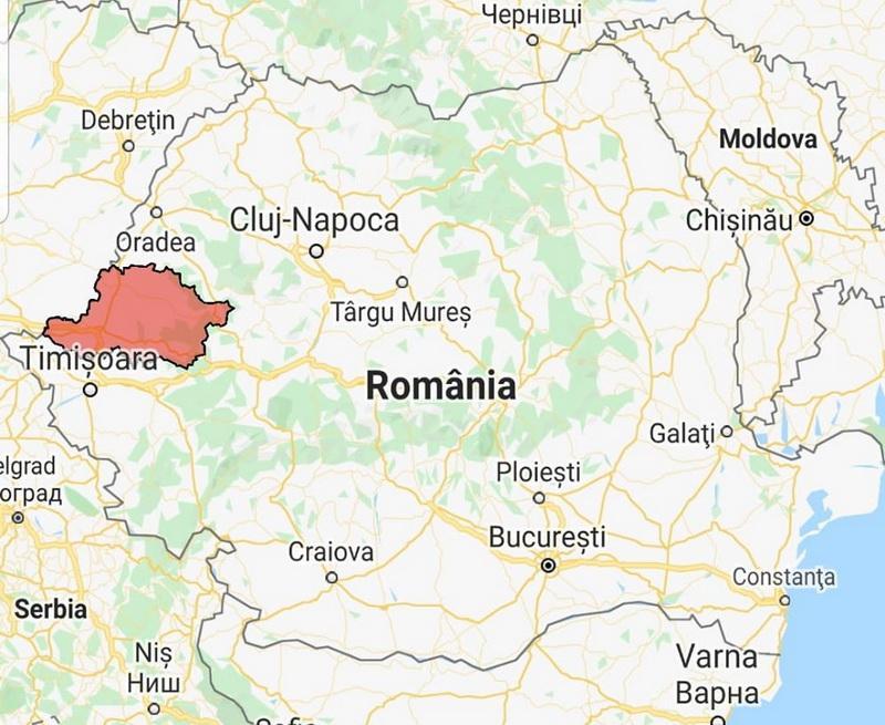 Alertă ANM: Cod roșu de vreme severă imediată în județul Arad!