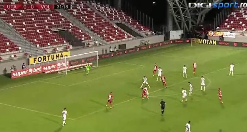 "UTA Arad - FC Voluntari, remiză alba la debutul pe noul stadion ""Francisc Neuman"""