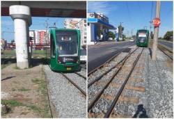 Tramvaiele Imperio circulă și în Micălaca de astăzi