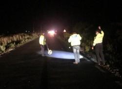Accident mortal pe drumul dintre Pâncota și  Seleuș! Un bărbat de 50 de ani a fost luat în plin
