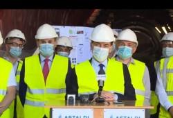 Tronsoanele de cale ferată de pe coridorul Constanţa – Curtici, gata până la jumătatea lui 2023