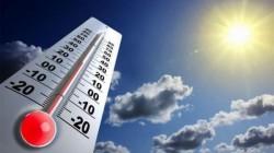 Prognoza meteo ANM pentru zilele următoare. Avem parte de temperaturi caniculare