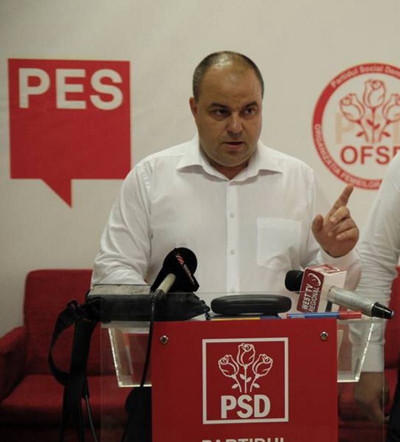 Deputatul PSD de Arad, Adrian Todor, EXCLUS din PSD, după ce a lipsit de la votul moţiunii de cenzură!