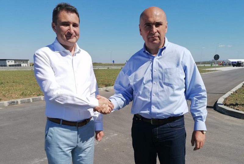 Între Arad și Oradea, vom avea un drum expres de 100 de km și 4 benzi de circulație