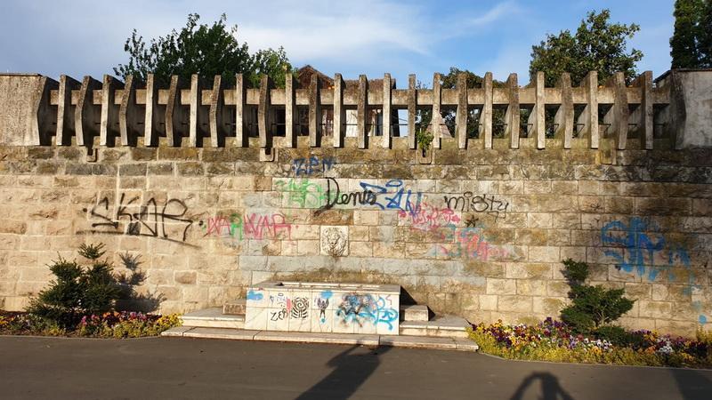 Cu un pas mai aproape de reabilitarea esplanadei din Parcul Mihai Eminescu