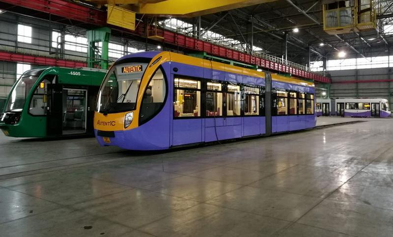 E Oficial. Astra Vagoane Călători a câştigat licitaţia  a 100 de tramvaie noi în București