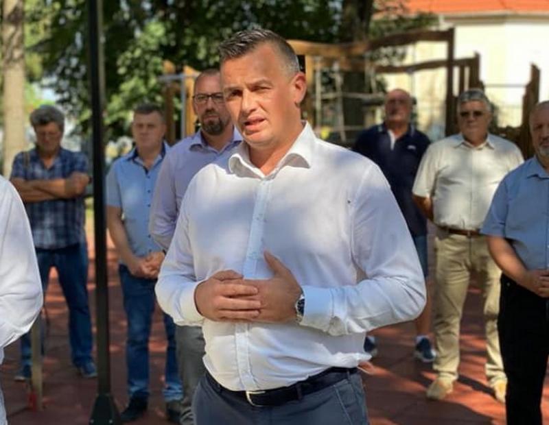 Bogdan Ban pentru încă un mandat la primăria Curtici