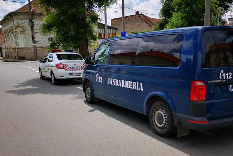 Peste 400 de misiuni executate de jandarmii arădeni în săptămâna precedentă