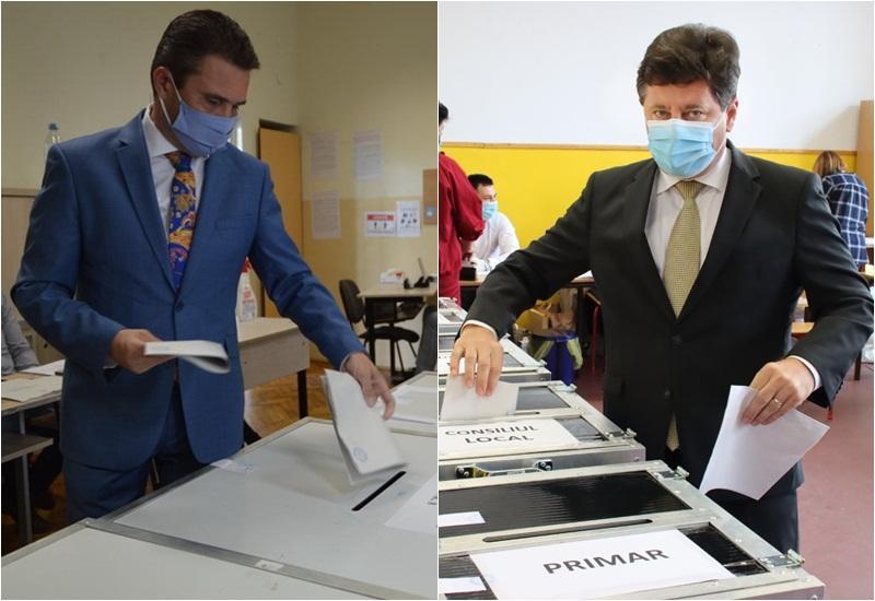 Rezultate parțiale alegeri locale Arad 2020: PNL câştigă alegerile cu Bibarţ la primărie şi Cionca la C.J.A.