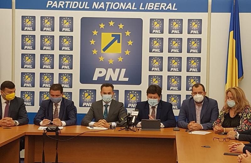 Încep discuţiile unei coaliţii între PNL şi USR la Arad, iar USR are şansa să primească un post de viceprimar!