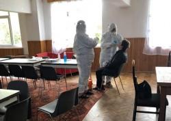 Din 819 probe prelevate în centrele rezidenţiale din subordinea DGASPC Arad, 26 au fost pozitiv confirmate