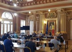 Rectificarea bugetului local aduce primele sume pentru Cetatea Aradului