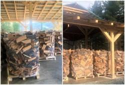 Un milion de metri cubi de lemn pentru foc până la finalul anului