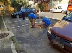 Recons împreună cu Poliția Locală au început campania de eliberare a locurilor de parcare ocupate ilicit pe domeniul public