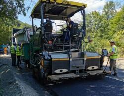 Administrația  PNL modernizează toate drumurile de la Arad la Moneasa!(P)