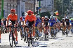Turul României la ciclism a trecut prin Arad miercuri