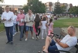 """Atât de bine cunoaște Fifor Aradul, încât a fost în campanie în """"Parcul  23 August"""", bine că nu a zis că a fost în """"Parcul Ion Iliescu"""""""