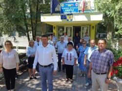 "Iustin Cionca: ""Ineul de astăzi, administrat de Călin Abrudan, este un oraș frumos, un oraș tineresc!""(P)"