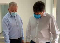 """Iustin Cionca: """"Daniel Tomuța a adus bani pentru Sântana de oriunde s-a putut!""""(P)"""